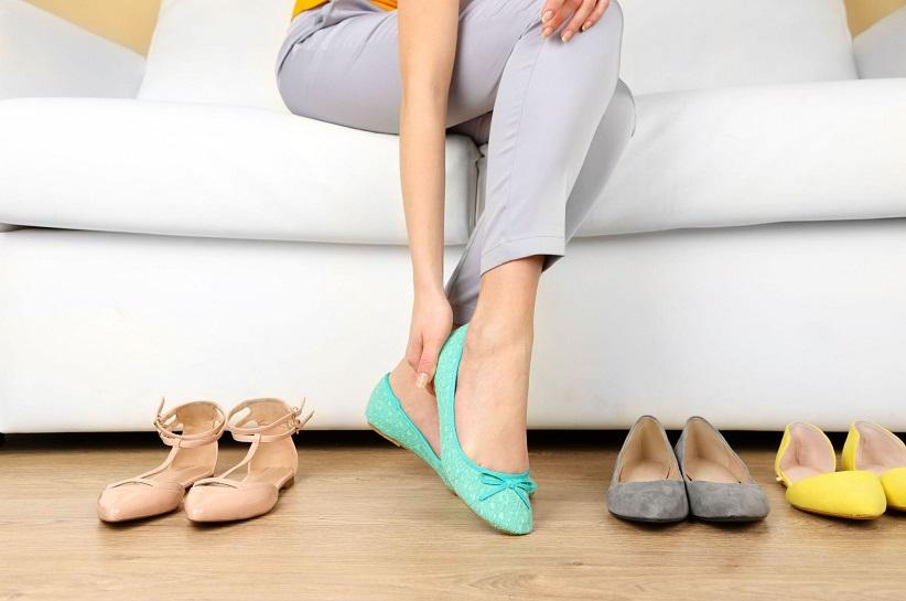 Балетки – зручне взуття на всі випадки життя